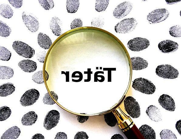 Traces Suggestions Prints Crime Scene Fingerprints