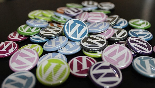 Wordpress Insignia Buttons Keys Badges Blog Bloggi