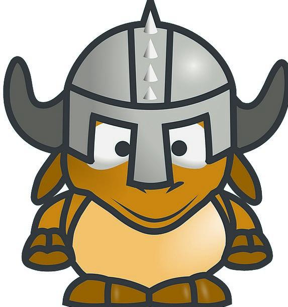 African Buffalo Knight Cavalier Cape Buffalo Vikin