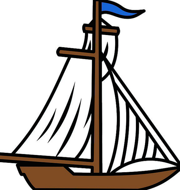 Boat Ship Vacation Marine Travel Sails Navigates S