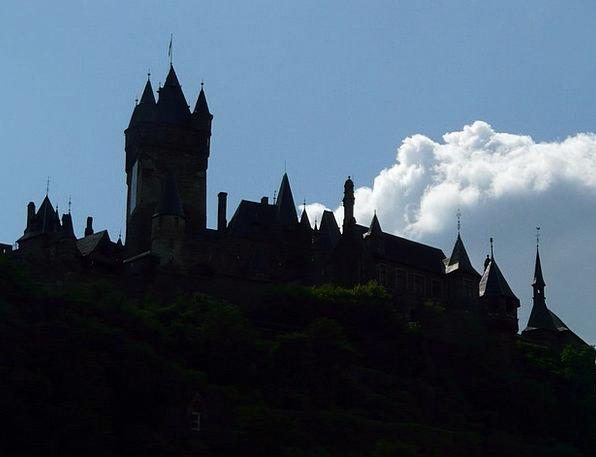 Imperial Castle Landscapes Fortress Nature Cochem