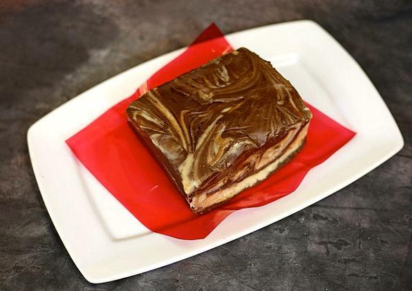 Cake Bar Bonbon Sweet Sugary Candy Brown Dessert P