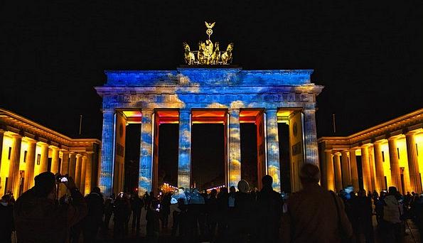Festival Centenary Buildings Architecture Berlin B