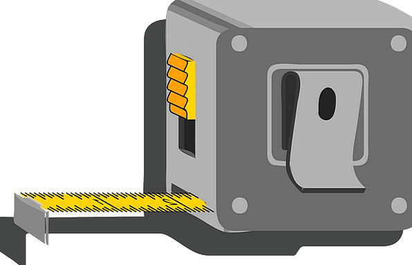 Measuring Gauging Adhesive tape Tool Tape Distance