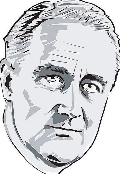 Franklin President Leader Roosevelt Delano United