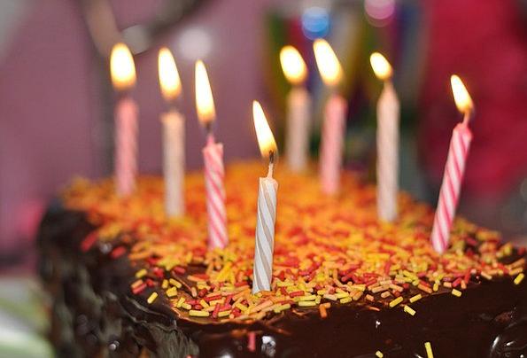 Cake Bar Natal Birthday Cake Birth Candles Birthda