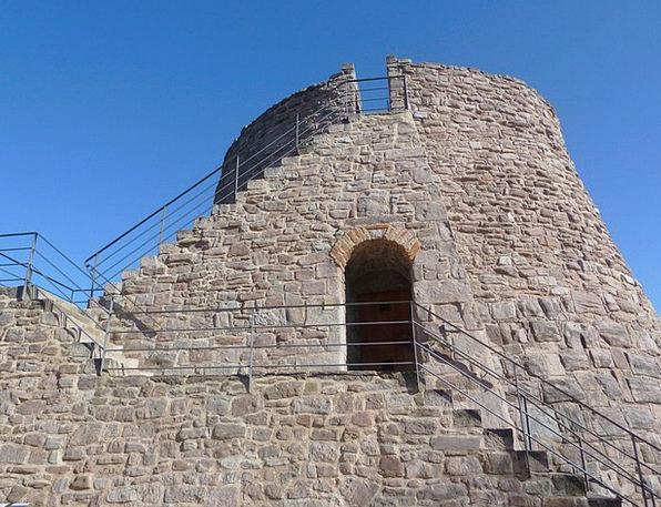 Castle Fortress Cardona Parador Catalunya