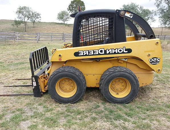 Bobcat Machinery Equipment Farm Machinery Machine