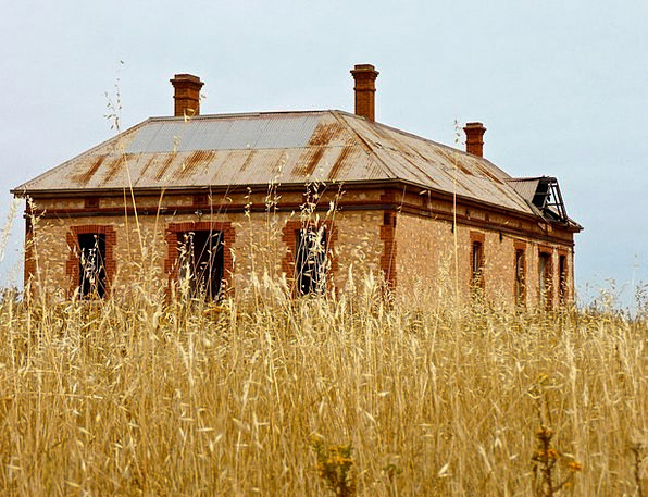 Abandoned Wild Buildings Household Architecture We
