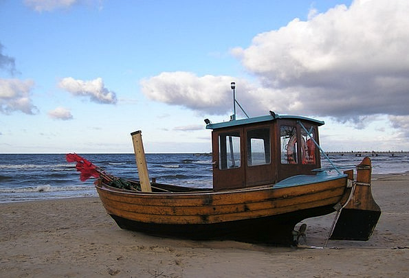 Boot Gumboot Vessel Water Aquatic Ship Baltic Sea