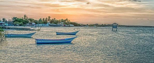 Venezuela Vacation Picturesque Travel Bay Inlet Sc