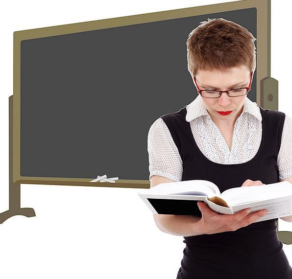 Teacher Educator Schoolroom School University Clas