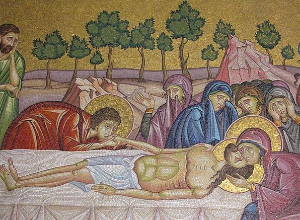 Christian Medley Jesus Mosaic Landmark Religion Fa