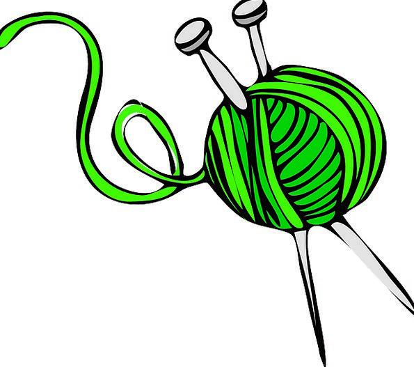 Knitting Joining Story Needles Pointers Yarn Homem