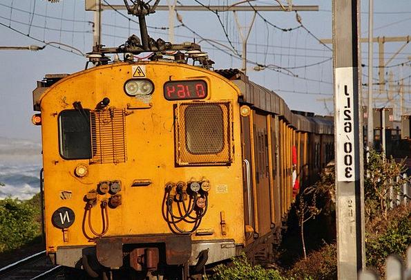 Railway Traffic Conveyance Transportation Rail Tra