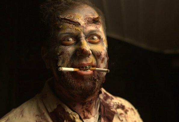 Zombie Automaton Masculine Man Gentleman Male Pers