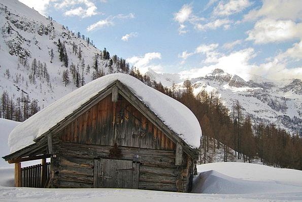 Snow Landscape Landscapes Nature Alpine Mountainou