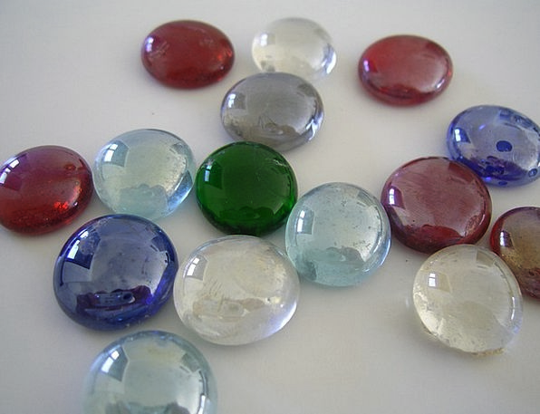 Gem Jewel Fashion Cut-glass Beauty Pebbles Gravels