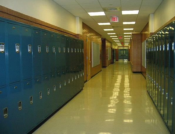 how to open high school locker