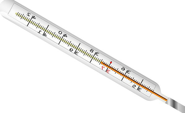 Thermometer Medical Health Fever Temperature Medic