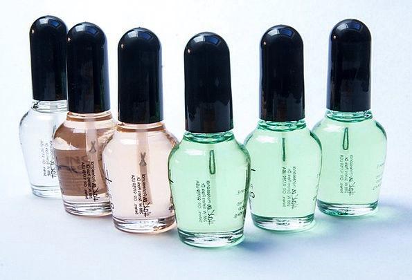 Cosmetics Makeups Lubricant Nail Oil Oil Orange Hi