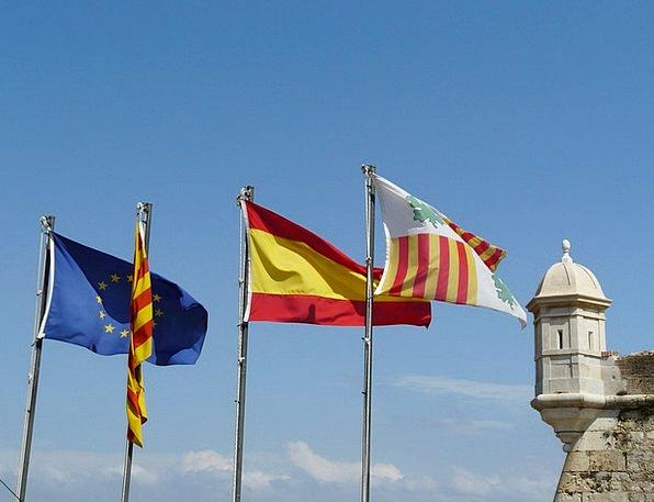 Flag Standard Streamers Wind Breeze Flags Blow Set