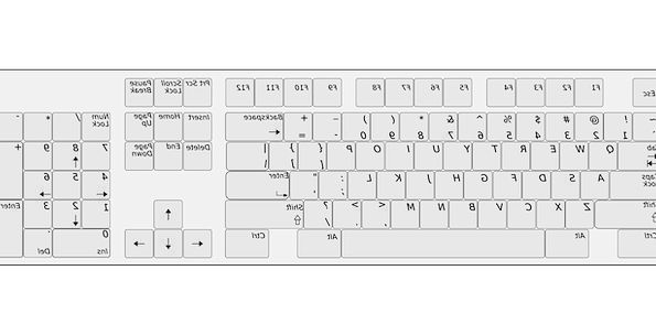 Keyboard Computers Processors Keypad Pc Computer T