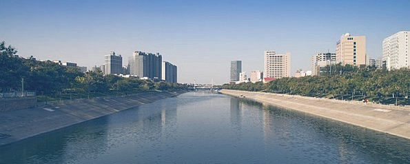 Zhengzhou Buildings Architecture The Three-Way Don