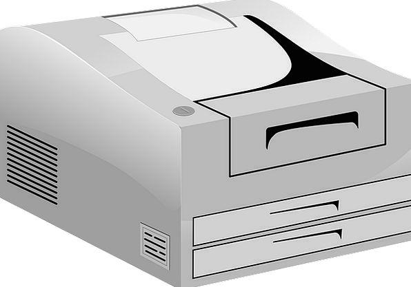 Laser Printer Copier Pattern Document Text Print P