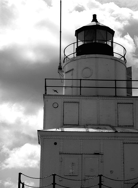 Lighthouse Monuments Places Light Bright Maritime