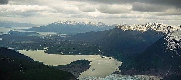 Alaska Landscapes Nature Scenic Picturesque Menden