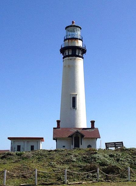 Lighthouse Buildings Architecture California Light