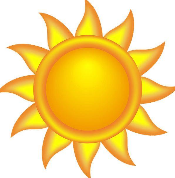Sun Expression Sunshine Face Smiley Smiling Free V