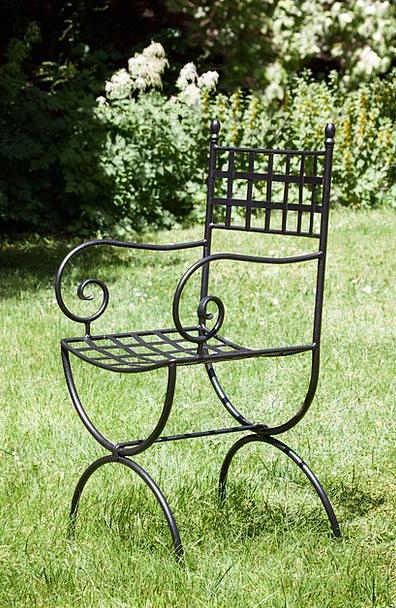 Garden Chair Landscapes Chairperson Nature Design