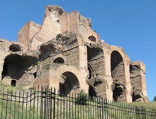 Rome Buildings Architecture Building Structure Ita
