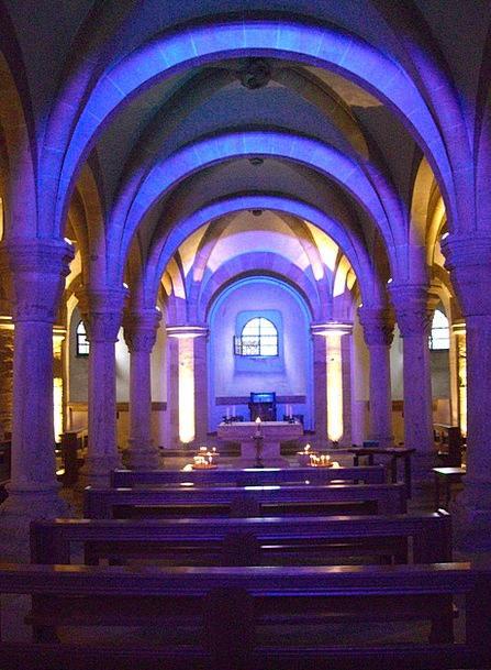 Crypt Vault Light Dom Illumination Bamberg