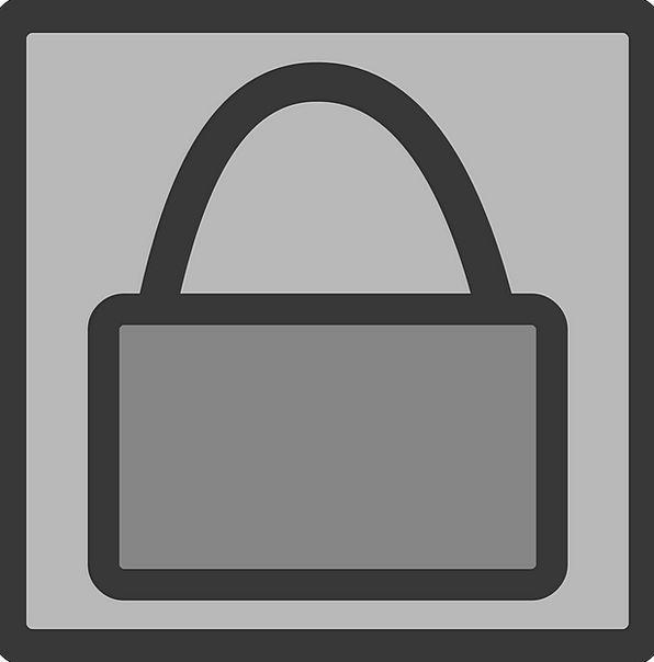 File Folder Communication Protected Computer Lock