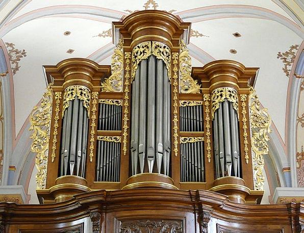 Organ Structure Ecclesiastical Organ Whistle Churc