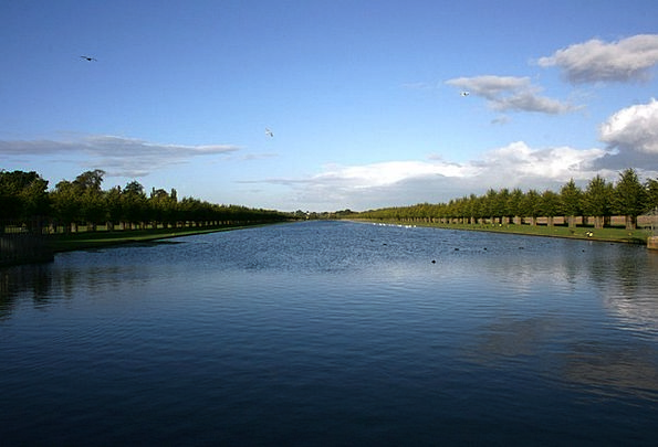 Infinity Eternity Landscapes Blue Nature Water Aqu