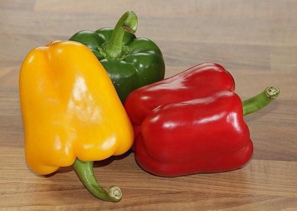 Paprika Drink Nourishment Food Healthy Fit Food Sw