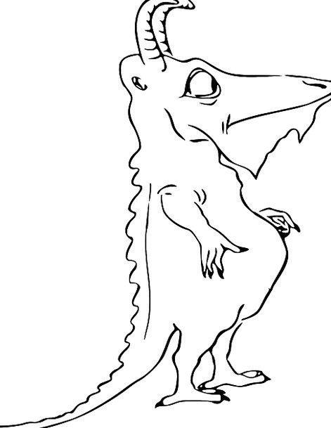 Alligator Huge Standing Stand-up Monster Carnivore