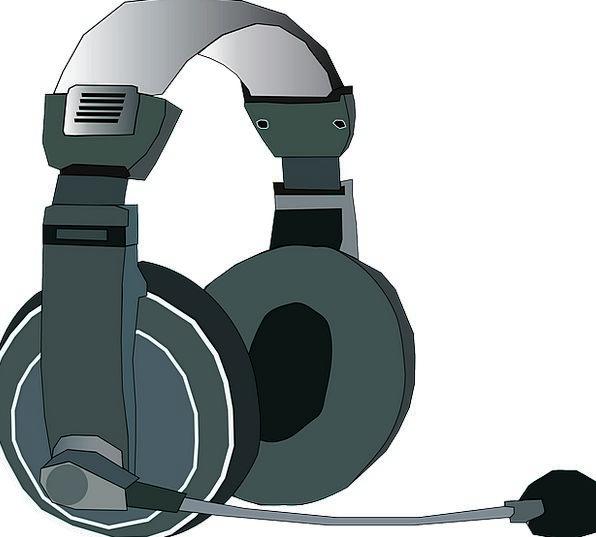 Headphones Phones Utterer Audio Acoustic Speaker T