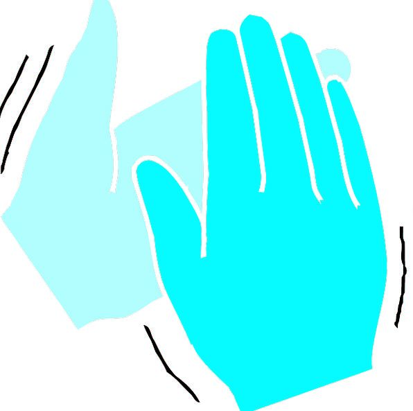 Clapping Hands Pointers Sound Complete Hands Clap