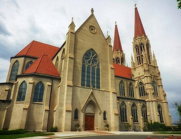 Cathedral Of Saint Helena Ecclesiastical Faith Con