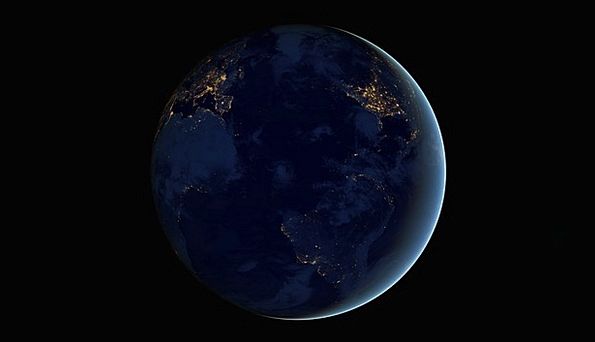 Lights Illuminations Interplanetary Earth Soil Spa