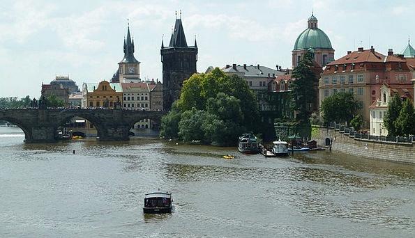 Prague Charles Bridge Moldova