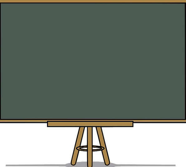 Chalkboard Whiteboard Blackboard Banners Board Pan
