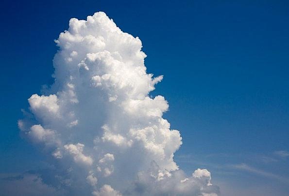 Cloud Mist Vacation Marine Travel Summer Straw-hat