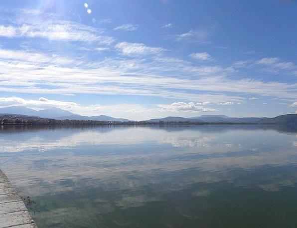 See Understand Ioannina Greece Water Aquatic Sun