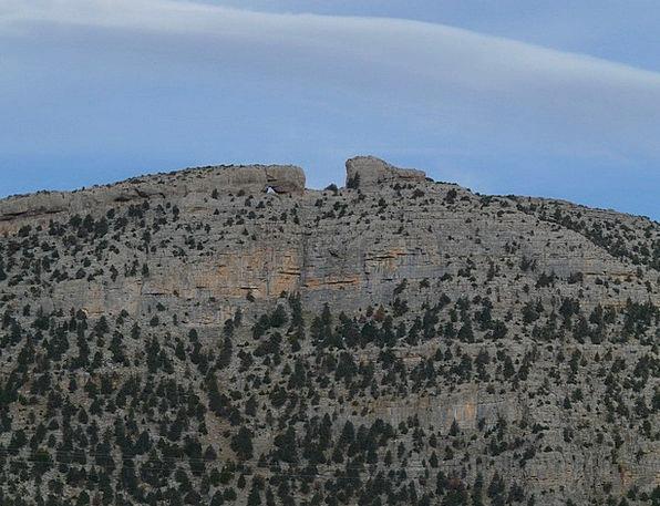 Tinaztepe Landscapes Crag Nature Turkey Mountain K